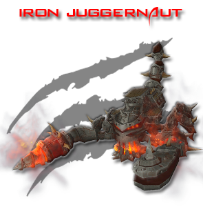 Iron Juggernaut