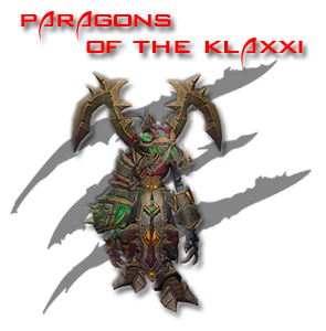 Paragons of the Klaxxi
